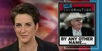 Rachel Maddow Responds To Dick Armey's Smear During AFP Rally