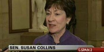 Susan Collins Wants To 'Improve' Bill She Won't Vote For