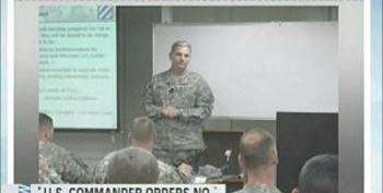 Top US General Bans Pregnancies For Soldiers Under His Command!