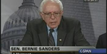 Bernie Sanders Explains Why He's Going To Vote For The Health Care Bill