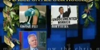 Chris Matthews Show Panel: Beck, Birthers And White Tribalism Plague Of 2009