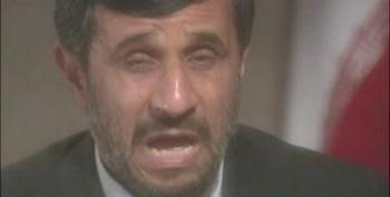 American Accusations Have Turned Into A Repetitive And Tasteless Joke! Mahmoud  Ahmadinejad