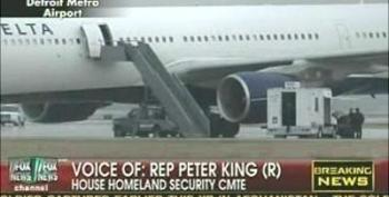 """Not Overly Surprised This Happened In Detroit"" Congressman Peter King On Airliner Incident"