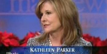 Kathleen Parker: 'Some Democrats Are Thinking Of Jumping Ship And Changing Parties'