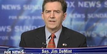 DeMint: 'Unionization' A Threat To Airport Security