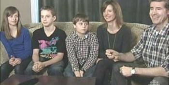 Canadian Family Sets Themselves On Fire! In Hope Of Getting Reality TV Show