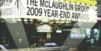 """Worst Political Scandal Of 2009? """"Eric Holder Investigating Torture"""" John McLaughlin"""