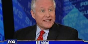 """Torture Lover Bill Kristol Claims Embassy Closing In Yemen Is A """"Victory For Al Qaida"""""""