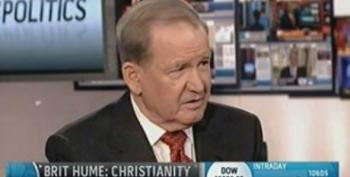 Pat Buchanan Defends Brit Hume's Call For Tiger Woods To Convert To Christianity