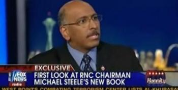 Michael Steele Not Sure If GOP Is Ready To Take Over The House