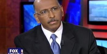 Steele: My Racial Slur Isn't The Same As Harry Reid's