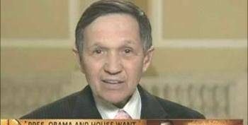 """""""The Health Care Bill Is In Trouble If They Keep The Excise Tax In It"""" Congressman Kucinich"""