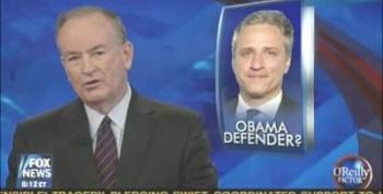 O'Reilly Goes After Jon Stewart!