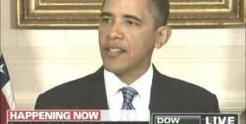 """""""We Want Our Money Back!"""" President Obama To Banks"""