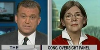 Elizabeth Warren: TARP Oversight Report Says 'Implicit Guarantee' Of Future Bailouts Hampering Reform