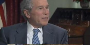 Bush Warns: Watch Out For 'Shysters'