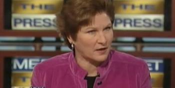 Karen Hughes: Bush Rescued The Economy