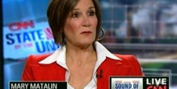 Mary Matalin Defends Rush Limbaugh: People Distort What He Says And Take It Out Of Context