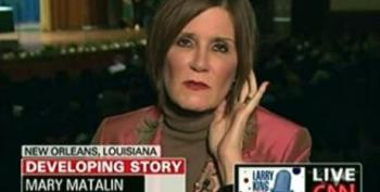 """Mary Matalin Still Claiming That """"Everybody Has Access To Health Care Today"""""""