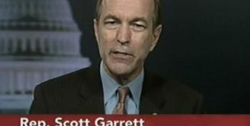 Rep. Scott Garrett: Do You Really Want To Start Confining The Banks And Their Ability To Make Profits?