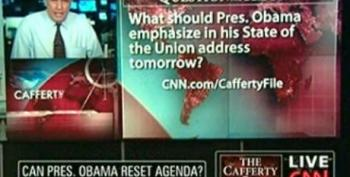 Cafferty: What Should Pres. Obama Emphasize In His State Of The Union Address Tomorrow?