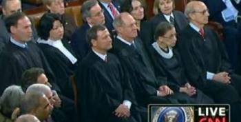 Supreme Court Justice Sam Alito Doesn't Like Obama's Criticism Of The Citizens United Case