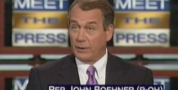 Boehner: Wrong Time To Debate 'Don't Ask, Don't Tell'
