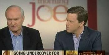 Sorry Mike Barnicle But Actual Undercover Journalists Bear No Resemblance To James O'Keefe