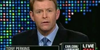 Tony Perkins Claims Lifting DADT Would Harm Unit Cohesion