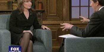 Palin: War With Iran Would Help Obama's Re-election