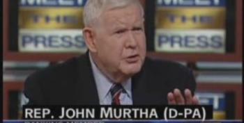 Jack Murtha On Meet The Press June 11, 2006