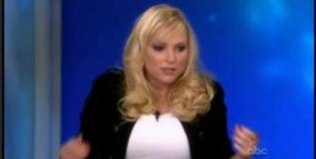 Meghan McCain On 'The View': Tea Parties' 'Innate Racism' Turns Off Young People