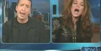 Do You Think Your Father Would Be Proud Of You! Pam Geller To Ron Reagan