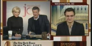 Chris Hayes Attempts To Explain That The Constitution Does Not Only Apply To Citizens On Morning Joe