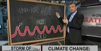 Dylan Ratigan Responds To Glenn Beck's Attack On Him With His Own Chalkboard
