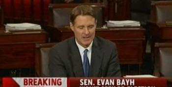 Evan Bayh Announces His Retirement