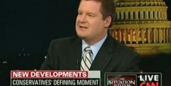 Blitzer Asks Erickson About Conservative's 'The Mount Vernon Statement'