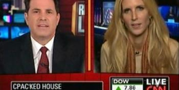 Ann Coulter Compares Iraq To WWII