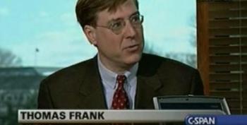 Thomas Frank Explains Why Republicans Love Deficits