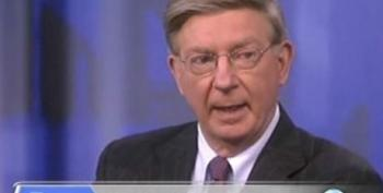 George Will Downplays The Tea Baggers And Birchers At CPAC