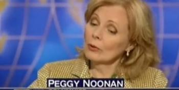Peggy Noonan Pretends President Obama Didn't Reach Out To Repubicans