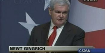"""Gingrich: The """"Radical Left Is A Secular, Socialist Machine"""" That Will Destroy America"""