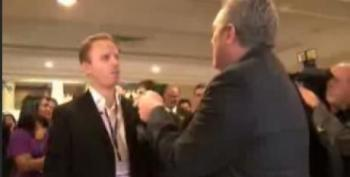Max Blumenthal Meets The CPAC Mob, Including A Ranting Andrew Breitbart