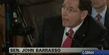 Obama Asks Barrasso If He Would Feel The Same Way About Catastrophic Care If He Made $40,000 A Year