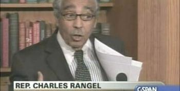 Congressman Charles Rangel Press Conference