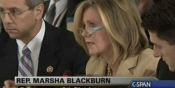 Marsha Blackburn At The Health Care Summit