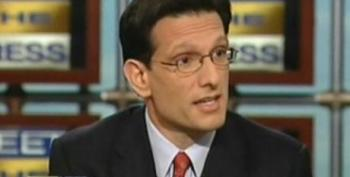 Eric Cantor: No One Wants To Go On Medicaid
