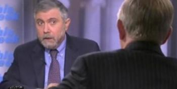 Paul Krugman Defends His Column On Premium Costs To George Will