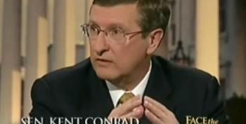 Kent Conrad Explains That Reconciliation Is Not Going To Be Used To Pass The Health Care Bill