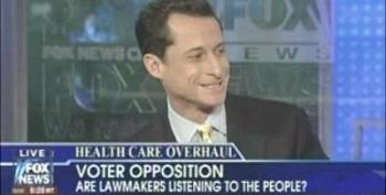 Congressman Weiner Calls FOX & Friends LIARS!